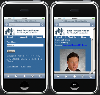 Lost Person Finder (LPF) - Customization and Integration of the Sahana ...